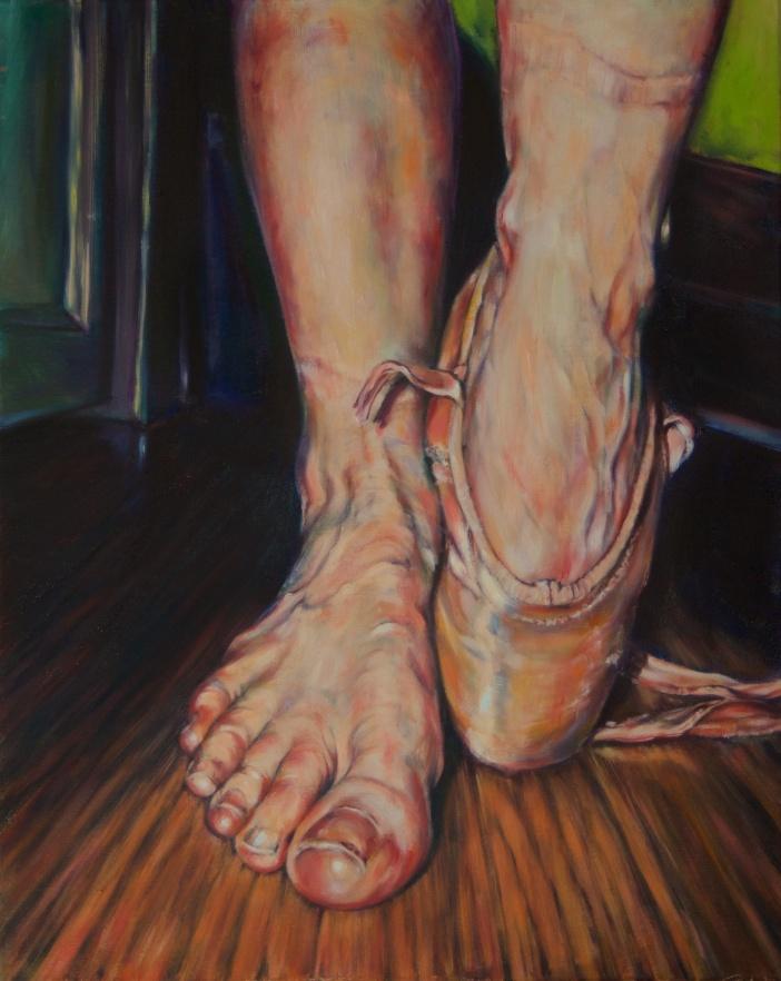 Ballet Feet ~Rosanna Lyons